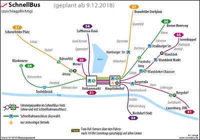 bus 111 hamburg fahrplan